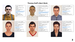 Thomas Ruff's Best Work - Page 3